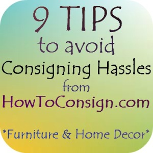 Avoid consigning hassles from HowToConsign.org