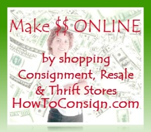 How To Consign shows you how to make money online
