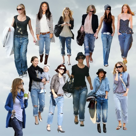 Everyone loves jeans.