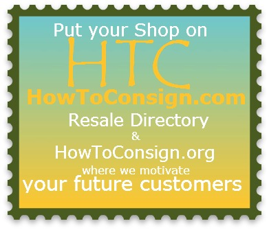 Join the Resale Directory at HowToConsign.com