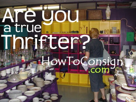 HowToConsign.com is for thrifts, consignment cruisers and resale ravers!