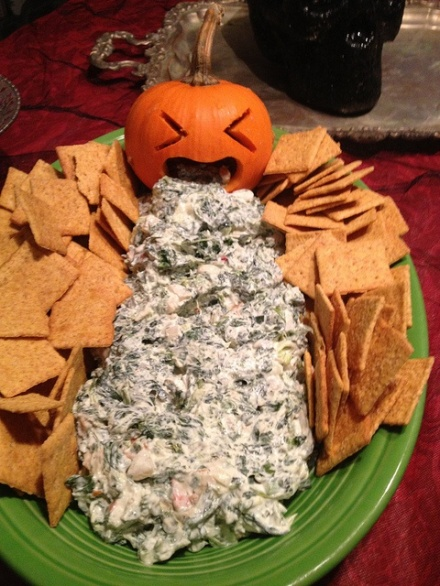 Our most re-pinned pin on HowToConsign.com's Halloween Pinterest board!