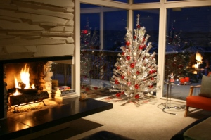 Is it a FUN fake, like this vintage aluminum Christmas tree... or is it felonious?