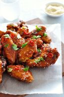 Chinese Sticky Wings