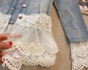HowToConsign.org loves denim and lace