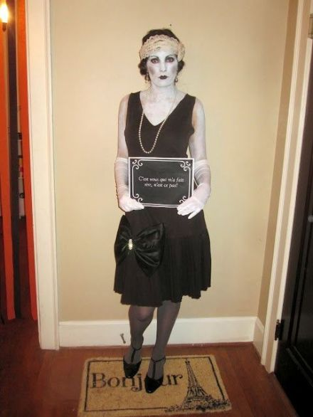 Halloween idea from the Resale Guru at HowToConsign.org