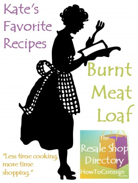 Less time cooking, more time resale shopping!