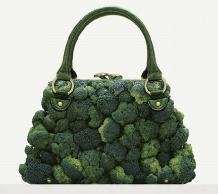 Don't waste money on wasted veggies. Save the veggies AND your money for a scrumptous gentlky-used designer handbag!