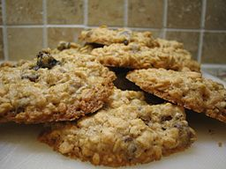 Oatmeal Chocolate Chip Cookies from HowToConsign.com